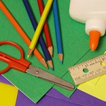 school supplies 150x150 Organization for School   My Top 10 Tips