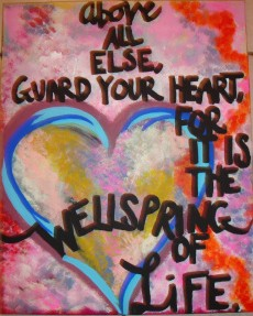 proverbs 4:23 painting